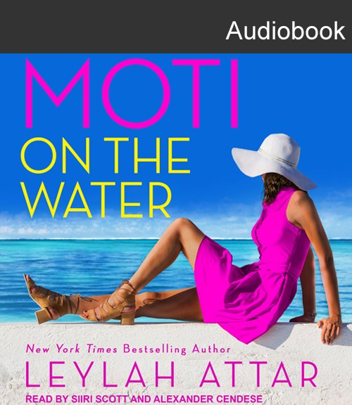 Moti on the Water – Audiobook